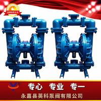 流體襯氟氣動隔膜泵 QBK