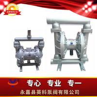 浙江气动隔膜泵 QBK