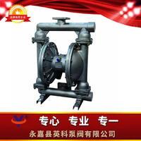 不锈钢气动隔膜泵 QBY型