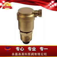 黃銅自動排氣閥 ZP88