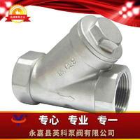 碳鋼絲口Y型過濾器 GL11-16C25C
