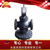 先導式超大膜片高靈敏度減壓閥 YD43H型