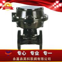 氣動襯膠隔膜閥 EG641J型