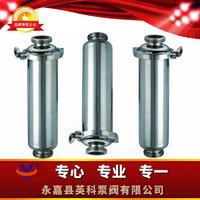 衛生級不銹鋼管道過濾器 衛生級不銹鋼管道過濾器