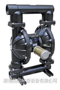 [广东】拓思GMK80气动隔膜泵加药泵污泥泵耐酸碱泵气动泵隔膜泵喷涂设备泵板框泵污泥输送泵