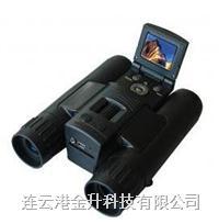 新品美国艾普瑞APRESY IS 500双筒数码拍照望远镜 IS 500