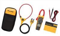 **美国福禄克FLUKE 376 真有效值钳形表带柔性电流探头 F376|美国福禄克钳形电流表