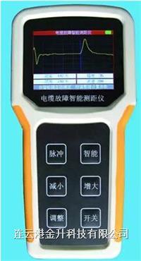 **手持彩屏带波1-8km 通信电力电缆故障测试仪 电缆故障定位测距仪仅对通讯电缆有效  1公里