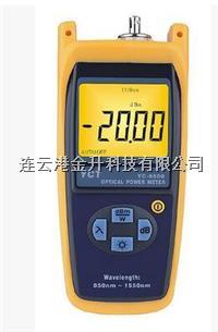 台湾原装进口YC-6500 高精度光纤功率测试仪 光功率计YC6500  YC-6500