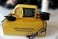 便携式气体检测仪 EM-4澳洲新 可检测4种气体 声光报警 防尘防爆