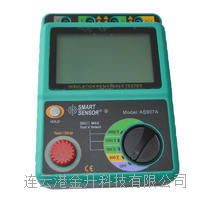 希玛数显电子摇表AS907A 兆欧表 250V/500V1000V AS907A