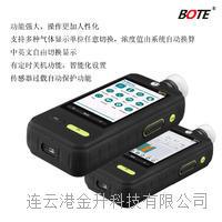 BOTE(博特)泵吸式检测仪HCL(氯化氢)彩屏防爆BQ6000