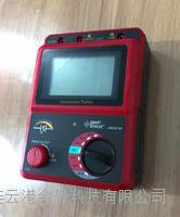 数显兆欧表500V高压电子摇表1000V电工高阻计2500V绝缘电阻测试仪AR907A+ AS907A