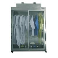 不锈钢洁净储衣柜