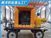 移动式柴油机自吸泵 KDZY移动式