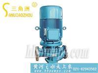 上海管道泵厂 三角洲牌管道泵