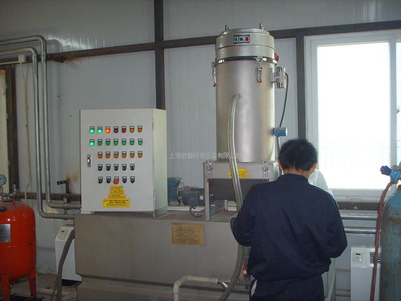 真空上料型絮凝剂制备装置 絮凝剂制备系统 絮凝剂制备单元 高分子自动泡药机