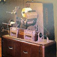 组合式剪毛络筒机