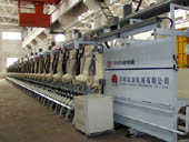 KR/HD340型粘胶长丝连续纺机