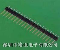 1.0mm雙排針 pitch:0.5,0.8,1.0,1.27,2.0,2.54,3.96mm