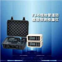 FJ-6埋地管道防腐层探测检漏仪 FJ-6