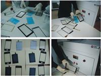 苹果4 5 6代触摸屏返工冰柜 HLC系列