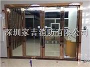 深圳玻璃防火门,深圳不锈钢门