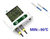 双通道低温温度记录仪 WS-T21LC2