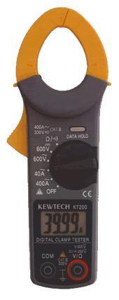 数字式钳形表 MODEL 200 MODEL 200