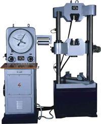 液压式万能试验机 WE-B