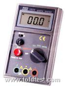 TES-1605数字接地电阻计(台)