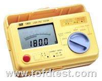 台湾泰仕回路阻抗短路电流测试器TES1800A  台湾泰仕回路阻抗短路电流测试器TES1800A