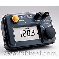 日本日置指针接地电阻测试仪KIOKI-3143  日本日置指针接地电阻测试仪KIOKI-3143