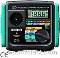 日本共立低压电器综合测试仪6202  日本共立低压电器综合测试仪6202