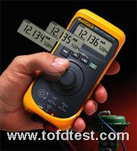 美国福禄克回路校准器F707    美国福禄克回路校准器F707