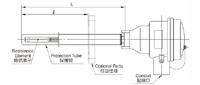 日本OKAZAKI RBG防爆熱電阻 防爆裝配熱電阻