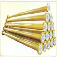 钢衬四氟(PTFE)抗腐蚀管道、管件