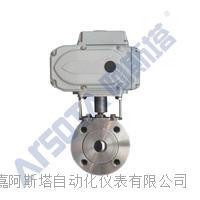 Q971F电动对夹式薄型球阀  不锈钢对夹超短型球阀 超薄型球阀 Q971F