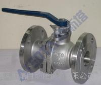 Q41F 不锈钢球阀,上海不锈钢手动球阀,球阀,法兰球阀 软密封球阀