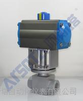 QJ(D/S)RG型-精小型气动高压O型固定式球阀 不锈钢高压球阀  高压球阀  QJRG系列