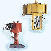 5000LA氣動活塞式執行機構(直行程)