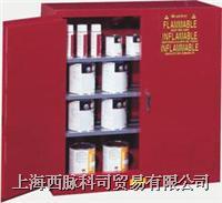 JUSTRITE可燃品储藏柜/安全柜/安全储存柜 红色 JUSTRITE893011,FM认证