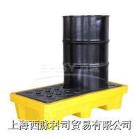 聚乙烯盛漏托盘(两桶型) SPP102