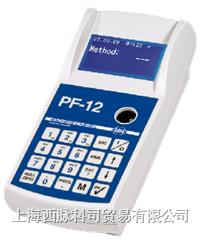 德国MN 便携式多参数水质分析仪PF-12     PF-12