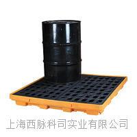 聚乙烯盛漏平台(四桶型) SPP103