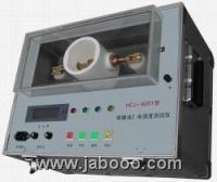 全自动绝缘油介电强度测试仪 HCJ-9201
