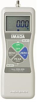 日本IMADA依梦达经济型电子推拉力计 DS2-1000N