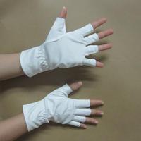 珠海超细纤维手套/佛山断指无尘布手套