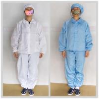 防静电工衣,无尘服,防静电分体服,防静电连体服 深圳志瑞康