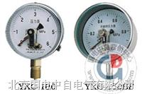 YX、YXC系列磁助电接点压力表